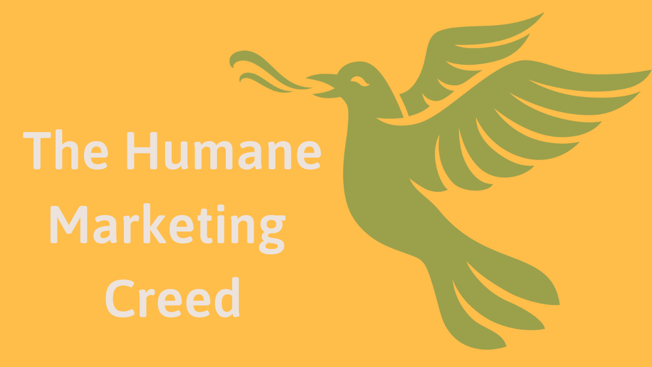 The Gentle Marketing Revolution
